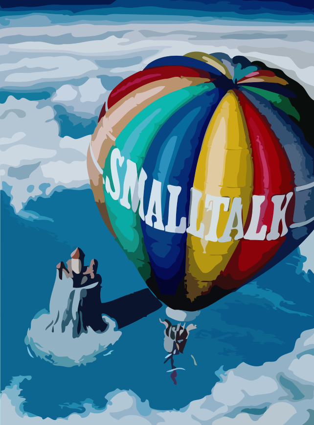 Vectorized Smalltalk Balloon